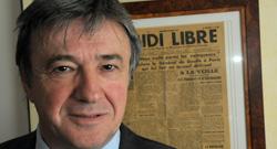 Journaliste et patron de presse - Alain Plombat - Midi Libre
