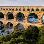 Appel d'offre impression outil de com au Pont du Gard