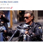 France Bleu Gard Lozère s'associe aux Bikers pour un hommage à Johnny ce dimanche