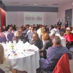 Pot de fin d'année Vatel : buffet quatre étoiles et dégustation de vins du terroir