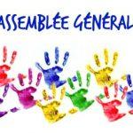 Convocation à l'assemblée générale du  1er mars, 18h, à l'Atria