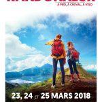 Gard tourisme et ses partenaires au salon du randonneur de Lyon