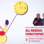 Le 5 juin au Kinépolis, conférence France Inter sur le thème «Apprendre à ralentir»