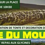 Lassalle: grande fête autour du mouton le samedi 2 juin