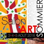 Sommières: salon d'art contemporain du 3 au 5 août