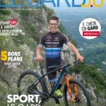 Le magazine du département du Gard consacre son numéro estival au sport