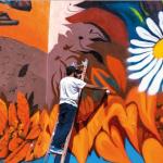 Nîmes : visite Sreet Art avec l'Office de Tourisme