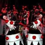 Nîmes : grande parade de Noël avec plus de 100 danseurs et 8 chars le samedi 16 décembre