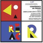 Uzès : conférence de presse pour présenter les Rencontres internationales de l'art construit