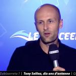 Tony Selliez, nommé rédacteur en chef par intérim à France Bleu Gard-Lozère