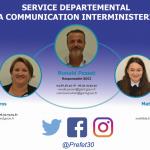 Deux nouveaux visages à la communication de la Préfecture