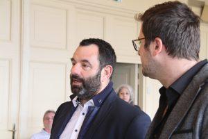 Christophe Musset et Guillaume Mollaret