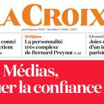 Baromètre La Croix : Les Français négligent l'information