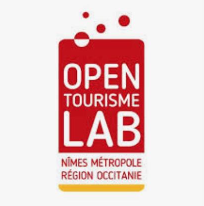 Open Tourisme Lab allée Frédéric Desmons Nîmes (triangle de la gare)