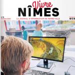 La Ville de Nîmes recherche 1 photographe pour le numéro Vivre Nîmes de janvier