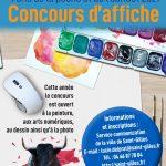 Appel à candidatures concours d'affiches  Feria de Saint-Gilles